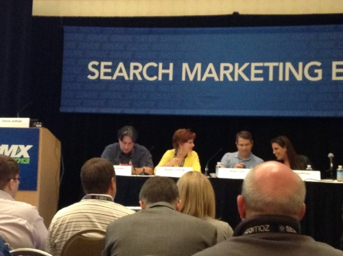 My Web Writers Attended #SMX 2013