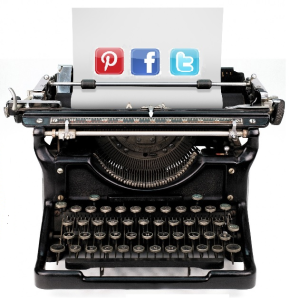 authors and social media