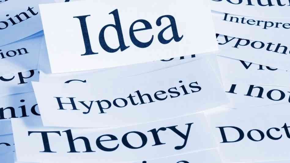 key concepts for writing a thesis statement