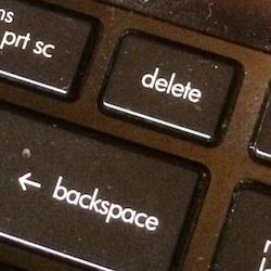 Delete trite phrases